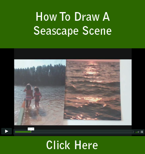 How To Draw A Seascape Scene