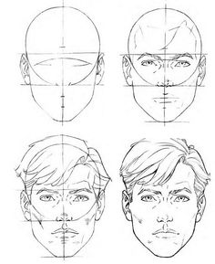 How To Draw A Realistic Face Step By Step