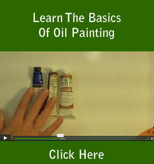 Learn The Basics Of Oil Painting
