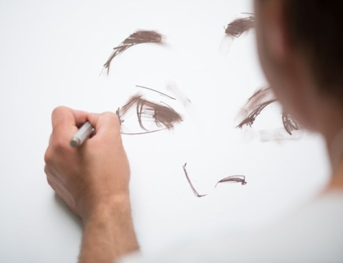 Using Templates In Your Portrait Drawings To Increase Realism