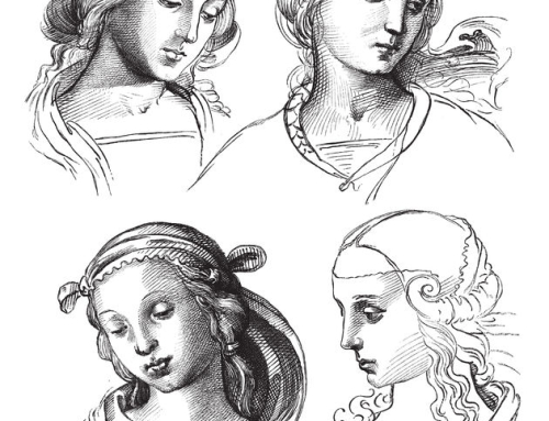 How To Draw Expressive Heads