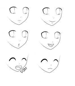 How To Draw A Face Easy