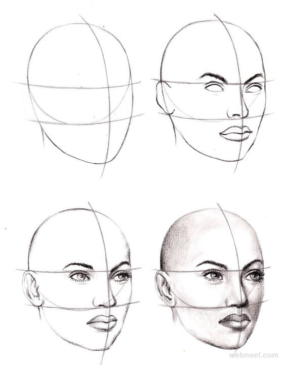 How to Draw Realistic People for Beginners