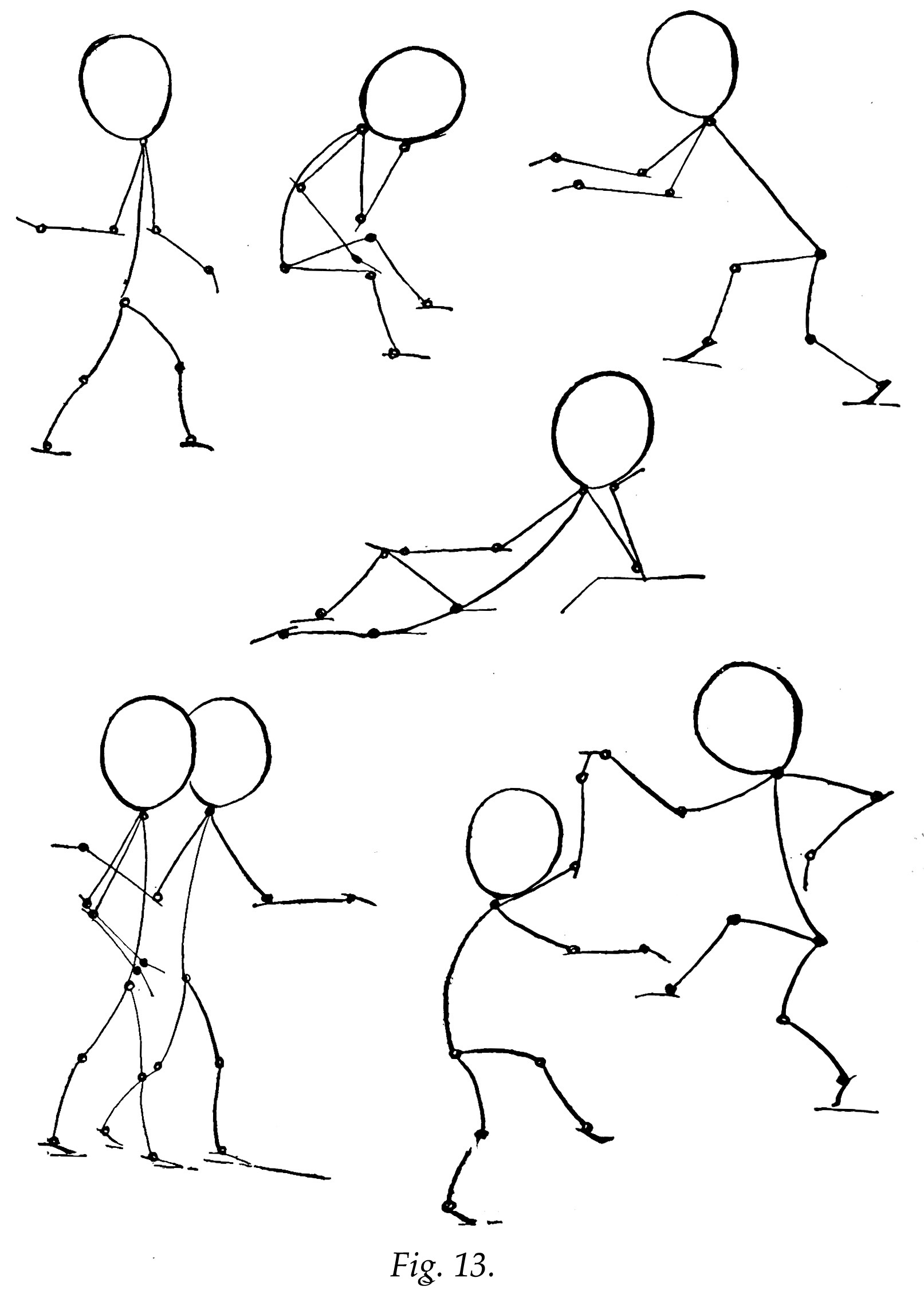 How to Draw Stick People