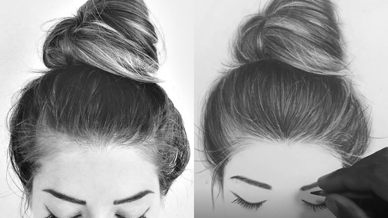 Learn How To Draw Hair With These Top 25 Drawing Videos